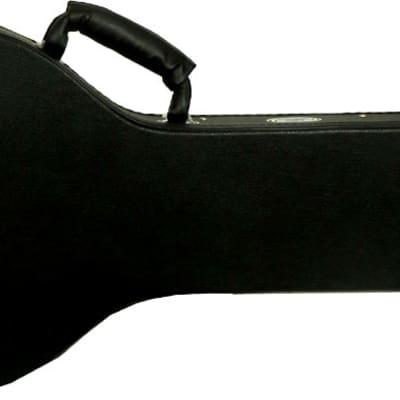 Ashbury GR37072-2 Standard Open Back banjo Case Black for sale