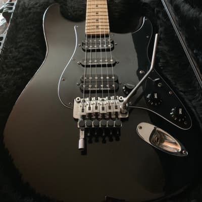 Fender American Standard Strat w/Floyd Rose for sale