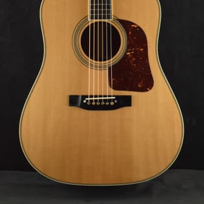 Gallagher G-70 Acoustic Guitar Natural for sale