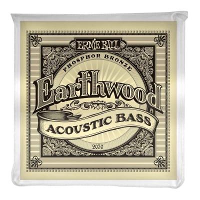 Ernie Ball 2070 Earthwood Acoustic Bass Strings