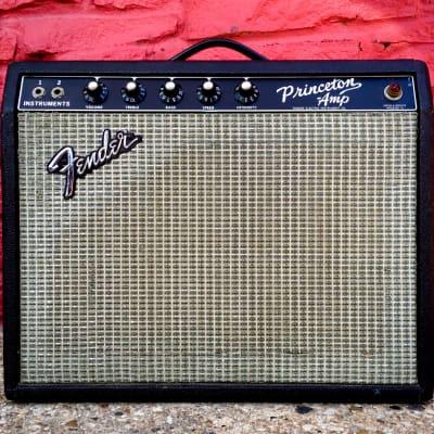 Fender Princeton Amp 1965 Black tolex for sale