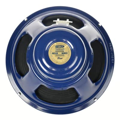 "Celestion T4436 G12 Alnico Blue 15-Watt 16-Ohm 12"" Speaker"