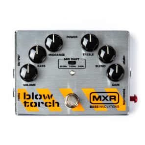 MXR Bass Blow Torch Distortion for sale
