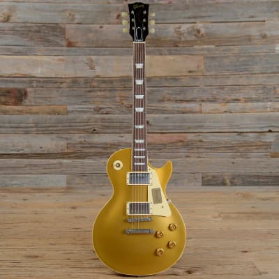 Gibson Custom Shop Standard Historic '57 Les Paul Goldtop 2013 - 2017