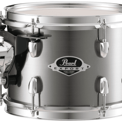 "Pearl Export 22""x18"" Bass Drum - Smokey Chrome"