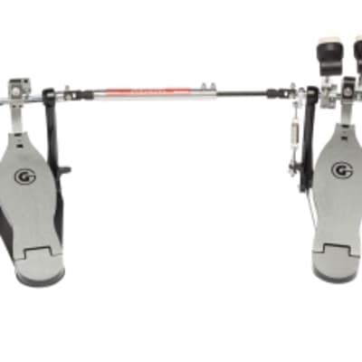 Gibraltar Strap Drive Double Bass Drum Pedal 4700 Series, 4711ST-DB