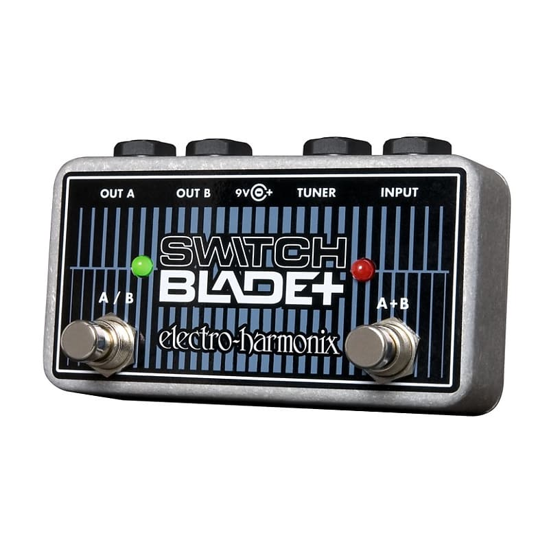Electro-Harmonix EHX Switchblade Plus Channel Selector Pedal