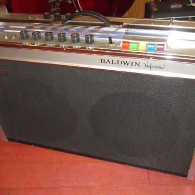 Vintage Original 1965 Baldwin Professional Supersound Amplifier for sale