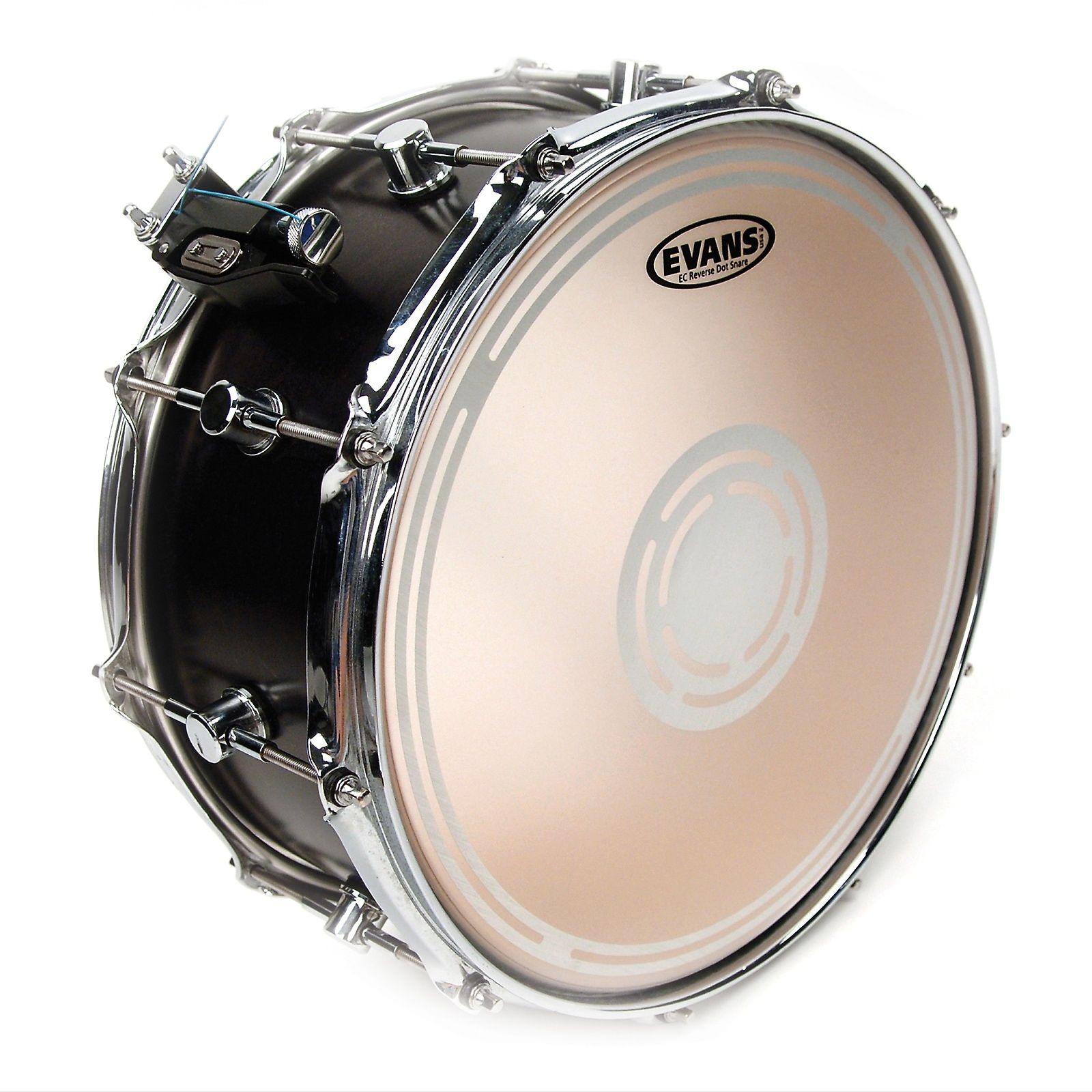 evans b14ecsrd ec reverse dot snare drum head 14 reverb. Black Bedroom Furniture Sets. Home Design Ideas
