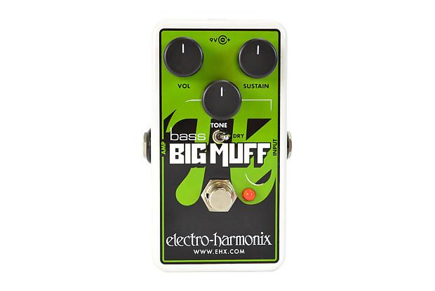 electro harmonix nano bass big muff pi gently used prymaxe reverb. Black Bedroom Furniture Sets. Home Design Ideas