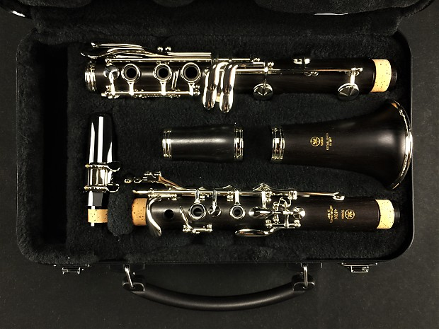 Yamaha YCL-450NM Intermediate Clarinet Duet+ | Reverb