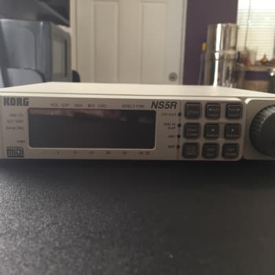 Vintage Korg NS5R MIJ sound module Guitar FX