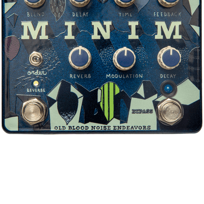 Old Blood Noise Endeavors Minim  *Free Shipping in the USA*