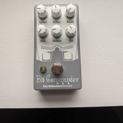 EarthQuaker Devices Bit Commander Guitar Synthesizer
