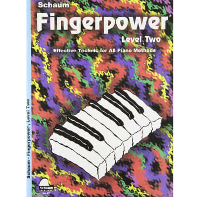 Fingerpower: Effective Technic for All Piano Methods - Level 2
