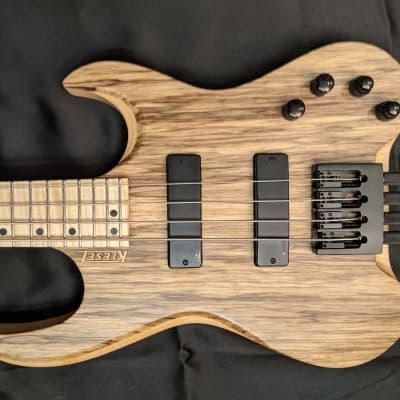 Kiesel Vader VB4 Headless Bass Guitar