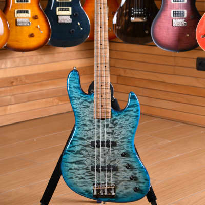 Sadowsky Limited Edition 2020 Masterbuilt Made in Germany Jazz Bass Roasted Maple Neck for sale