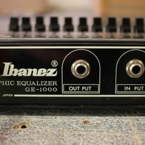 Ibanez GE-100 Graphic Equalizer
