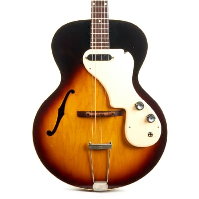 Vintage Epiphone Granada E444T Sunburst 1962 for sale