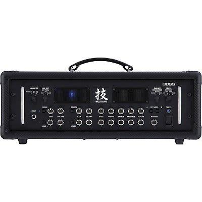 BOSS Waza Amp 150-Watt Guitar Amplifier Head (Used)