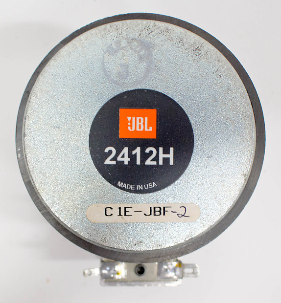JBL 2412H REPLACEMENT DRIVER FOR WINDOWS 7
