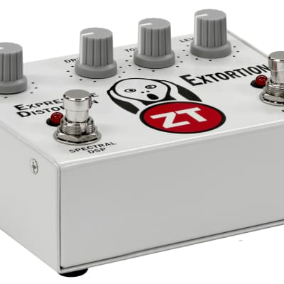 ZT Amplifiers Extortion Expressive Distortion Pedal