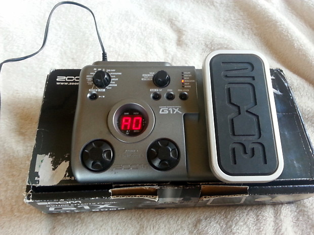 Zoom G1x Guitar Effects Pedal Review : zoom g1x multi effects pedal guitar reverb ~ Russianpoet.info Haus und Dekorationen