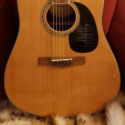 Mitchell D120 Natural Dreadnought Acoustic Guitar for sale