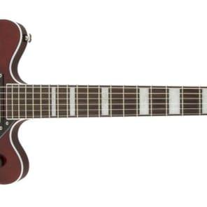 Gretsch G2655T Streamliner CB JR Walnut Finish Electric Guitar w/Bigsby - DEMO