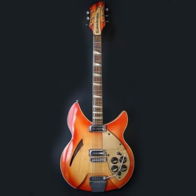 Rickenbacker 360 (1961 - 1962)