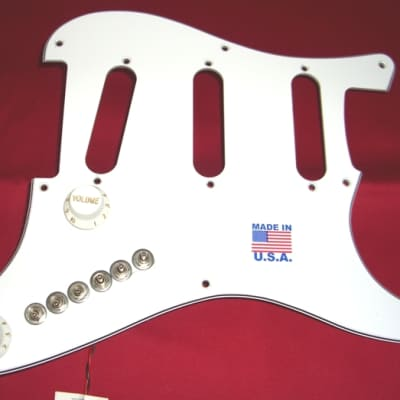 Upgrade Fits Eric Johnson Thinline for 35 Pickup Tones Blues Jazz Metal Country