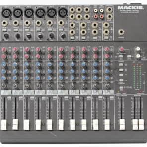 Mackie Micro Series 1402-VLZ 14-Channel Mic / Line Mixer