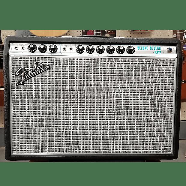 Fender '68 Custom Deluxe Reverb Reissue (used)