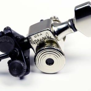 "Sperzel USA ""D-Thing"" Drop D Tuner Locking Guitar Machine De-Tuner - CHROME"