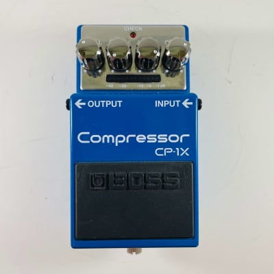 Boss CP-1X Compressor Blue *Sustainably Shipped*