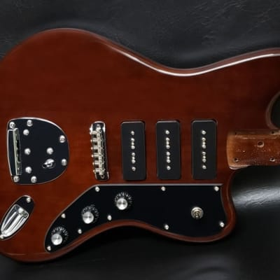 Tone Bakery Loaded Jazzbird Body for Fender and Warmoth Necks