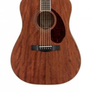 Fender All-Mahogany Paramount Series PM-1 Standard Acoustic Guitar