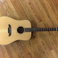 Alvarez MD-80 Acoustic Guitar Natural for sale