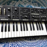 Moog Rogue Reconditioned -Fat Analog Sounds