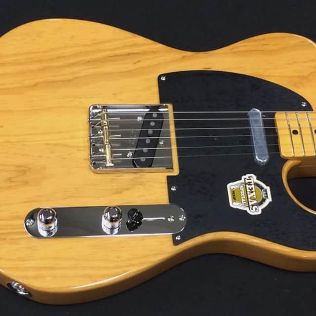 Fender Japan CLASSIC 50S TELE SN: ***0287 ≒3.40kg 2017 Vintage Natural image