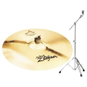 "Zildjian A Custom 18"" Projection Crash Bundle - 18"""