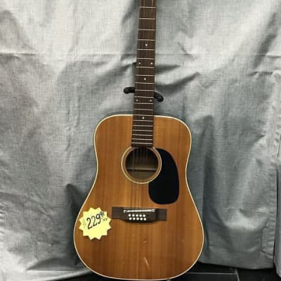 Terada Vintage Acoustic Guitar T712 for sale