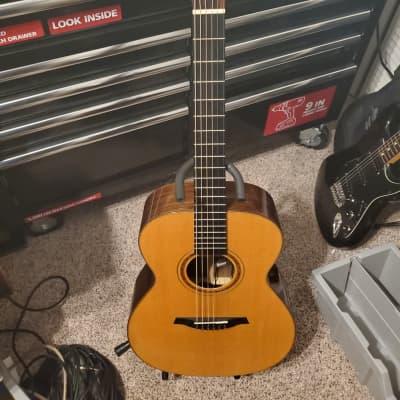 Beneteau Custom OM Acoustic Fingerstyle Guitar w/ K&K Trinity pickup for sale