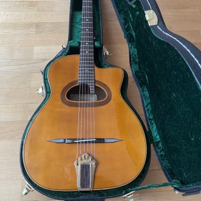 Manuel Rodriguez Maccaferri D hole Gypsy Jazz guitar. Hand Made! Best Price! for sale