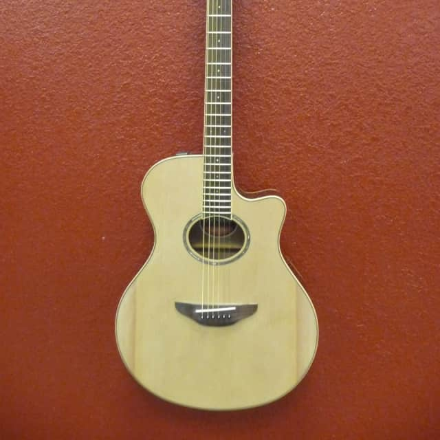 Yamaha APX600 Natural, Free Shipping to Lower USA image