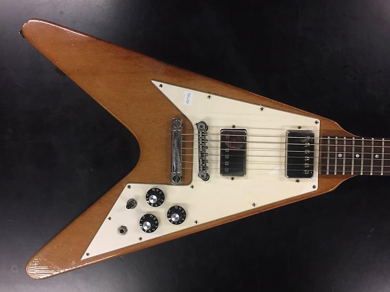 Gibson Flying V 1982 Mahogany