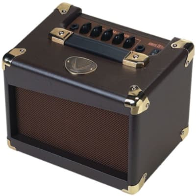 Dean DA20 Acoustic Guitar Amp - 20W Brown for sale