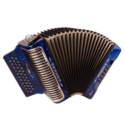 Hohner Corona II Xtreme Diatonic Accordion (E/A/D)