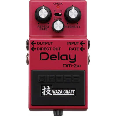 Boss Waza Craft DM-2W Delay Pedal for sale