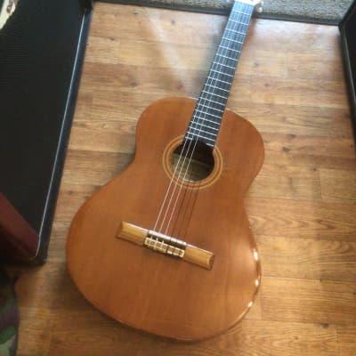 Manuel Rodriguez Model B 1990s Classical Guitar + ABS Flight Case for sale